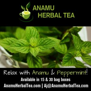 Peppermint – Anamu Herbal Tea